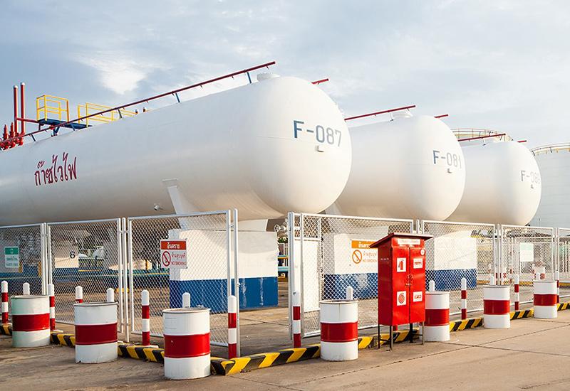 Siam Gas LPG 3
