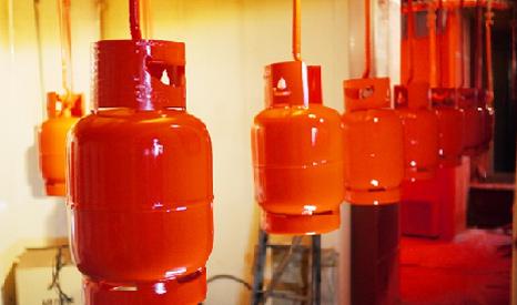 Siam Gas cylinders