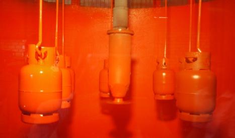 cylinder manufacturer Siam Gas
